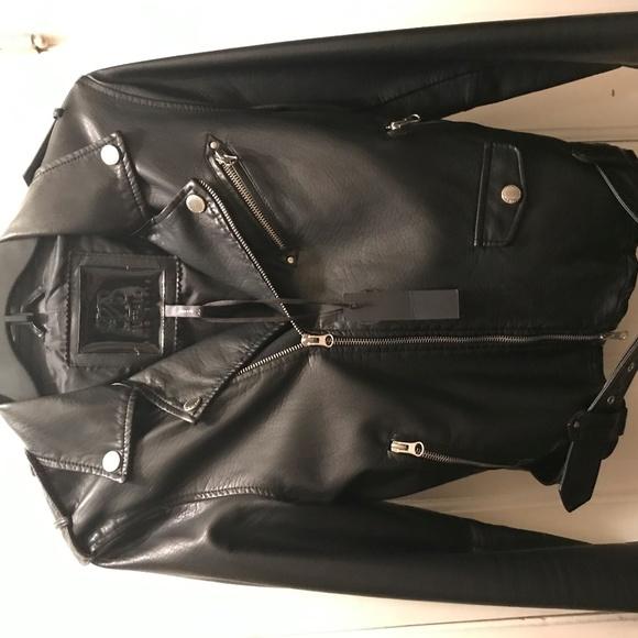 Buffalo David Bitton Jackets & Blazers - Leather jacket